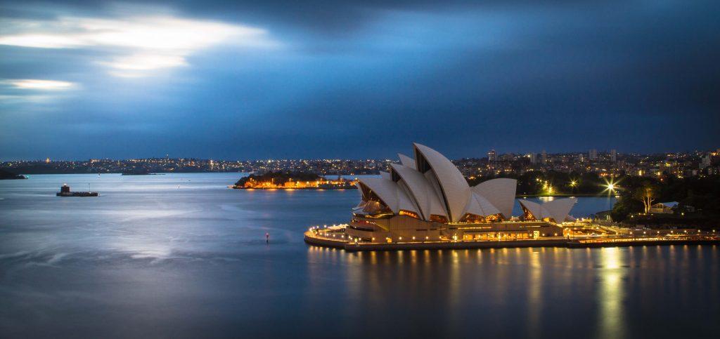Avustralya Opera Binası
