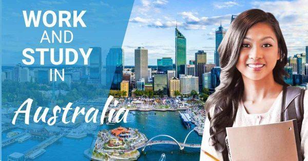 Avustralya'da Work and Study