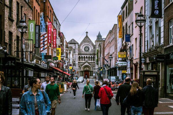 Neden İrlanda'da İngilizce Eğitimi?